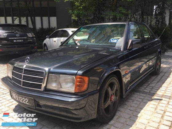 1991 MERCEDES-BENZ 190 CLASS 190E Car Ready Stock