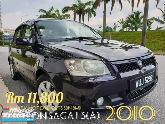 2010 PROTON SAGA 1.3 BLM HIGH SPEC