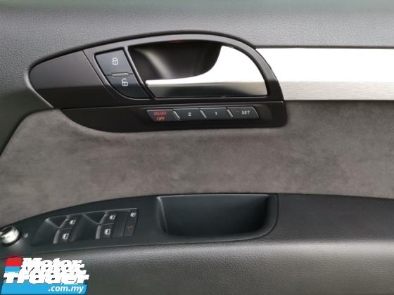 2011 AUDI Q7 3.0 TFSI S LINE Loan Interest 2.4% 1 Year Warranty
