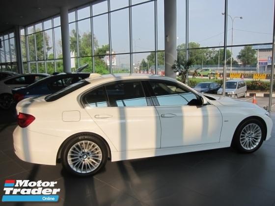 2016 BMW 3 SERIES 318I