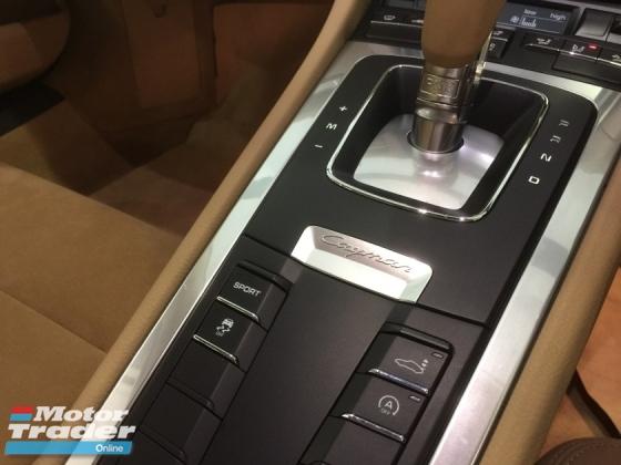 2013 PORSCHE CAYMAN 2013 Porsche CAYMAN 2.7 JPN ( RecoN ) 2y Warranty !!! PRICE  CAN NEGO NEGO !!!!