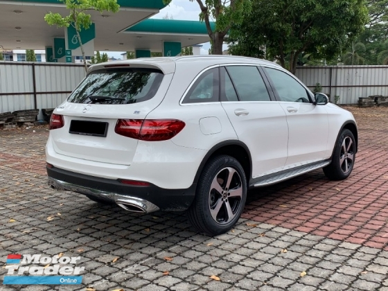 2018 MERCEDES-BENZ GLC GLC200 Pre-Registered