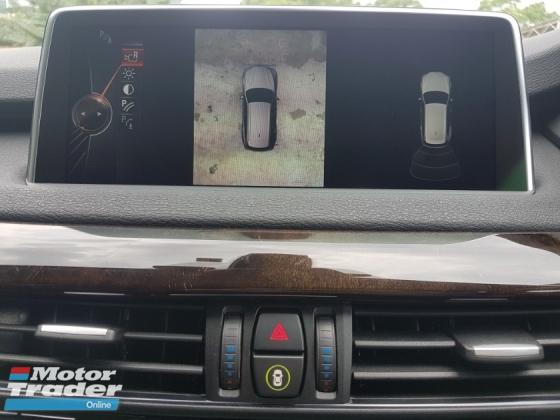 2014 BMW X5 XDRIVE 35D 3.0L DIESEL TURBO (UNREG) 7 SEATER