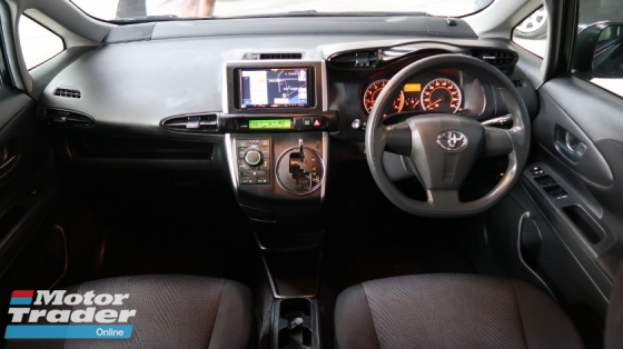 2015 TOYOTA WISH 1.8 X PUSH START BUTTON FABRIC SEATS RAYA PROMOTION
