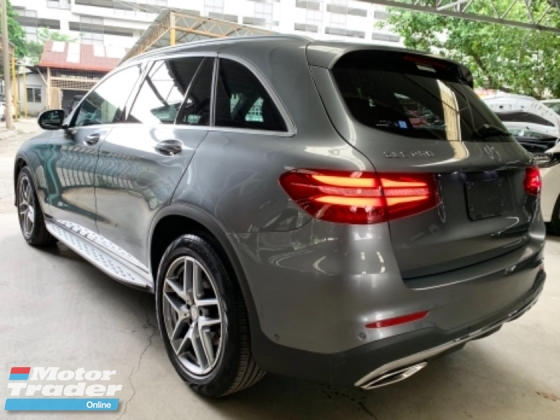2016 MERCEDES-BENZ GLC 250 2.0 AMG 4MATIC - 4CAMERA - LKA - P.CRASH - RECON - UNREG - JAPAN
