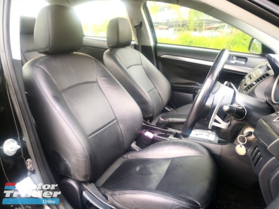 2010 MITSUBISHI LANCER GT / DOHC MIVEC ENGINE / PADDLE SHIFT / LEATHER SEAT / TIPTOP CONDITION