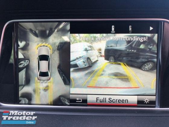 2014 MERCEDES-BENZ E-CLASS E250 E200 AMG Edition 2.0 Turbocharged 7G-Tronic 360 View Surround Camera Distronic PLUS Intelligent LED Hi Beam Blind Spot Assist Paddle Shift Bluetooth Connectivity Unreg