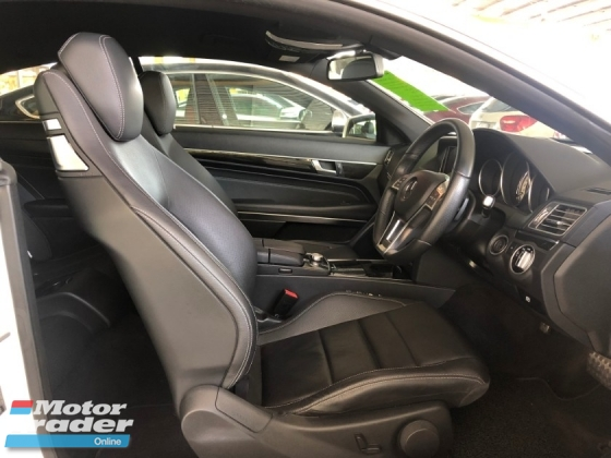 2014 MERCEDES-BENZ E-CLASS E200 AMG Sport Edition 2.0 Turbocharged 7G-Tronic Coupe Turbocharged Bucket Seat Multi Function Paddle Shift Steering Engine Start Stop Dual Zone Climate Control Auto Cruise Control LED Light Bluetooth Connectivity Unreg