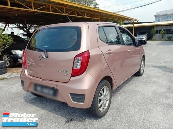 2016 PERODUA AXIA 1.0G (A) *LIKE NEW, VERY LOW MILEAGE*