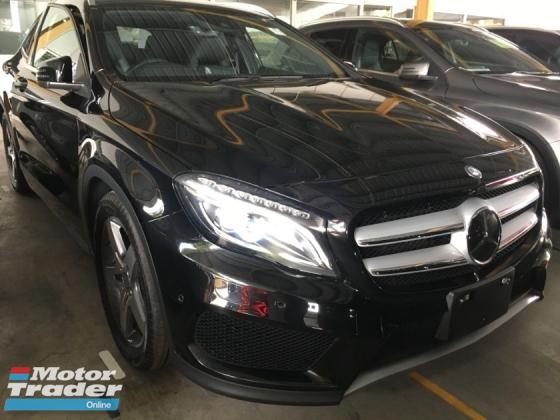2015 MERCEDES-BENZ GLA 180 AMG GLA180 1.6 AMG SUV JAPAN SPEC