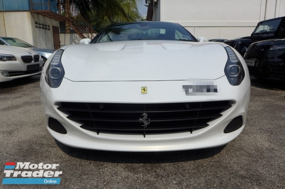2015 FERRARI CALIFORNIA T 3.9(A) IMPORTED NEW