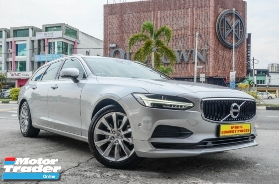 2017 VOLVO V90 T5 Full Service Record Under Warranty