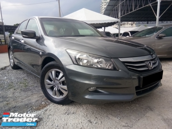 2012 HONDA ACCORD 2.0 (A) I VTEC VTI  NEW  FACELIFT