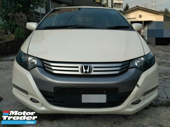 2011 HONDA INSIGHT HYBRID