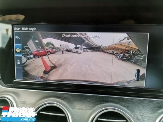 2017 MERCEDES-BENZ E-CLASS E220d AMG Line Unregister 1 YEAR WARRANTY