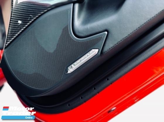 2013 LAMBORGHINI AVENTADOR LP700-4 6.5 V12 FROM LAMBORGHINI MALAYSIA