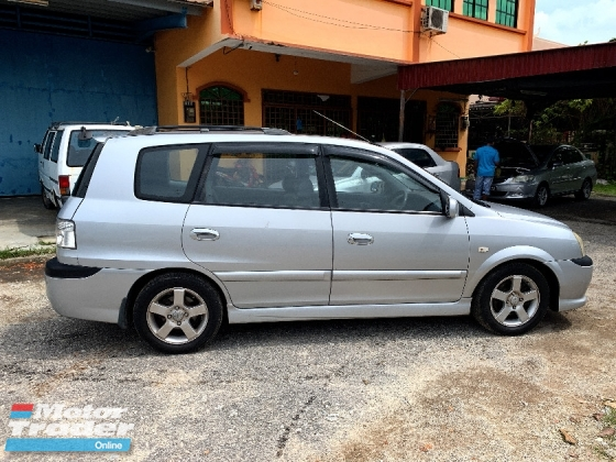 2007 NAZA CITRA 2.0 GLS SUNROOF TOP FULL Spec(AUTO)2007 Only 1 LADY Owner, 97K Mileage, TIPTOP, ACCIDENT-Free, DIRECT-Owner, LEATHER Seat & SUNROOF