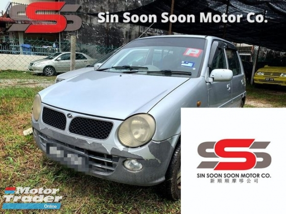 2006 PERODUA KANCIL 660 PREMIUM FULL Spec(MANUAL)2006 Only 1 Careful UNCLE Owner, LOW Mileage, TIPTOP, ACCIDENT-Free, DIRECT-Owner, NEGOTIABLE