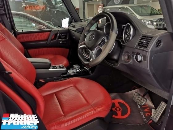 2017 MERCEDES-BENZ G-CLASS Mercedez G63 AMG 5.5 V8 Bi Turbo