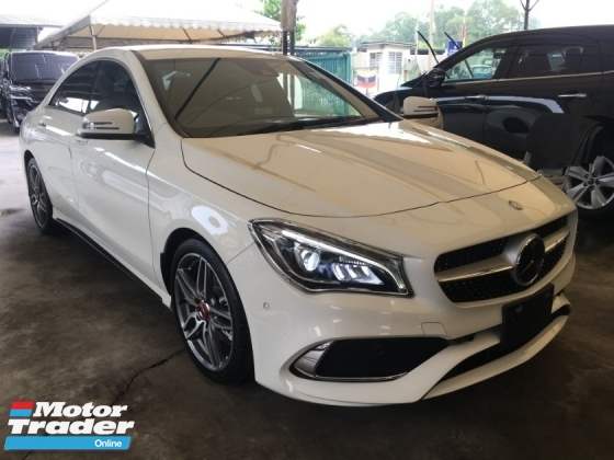2017 MERCEDES-BENZ CLA 200 CLA180 1.6 AMG COUPE JAPAN (RM) 198,000.00 Edit Photo