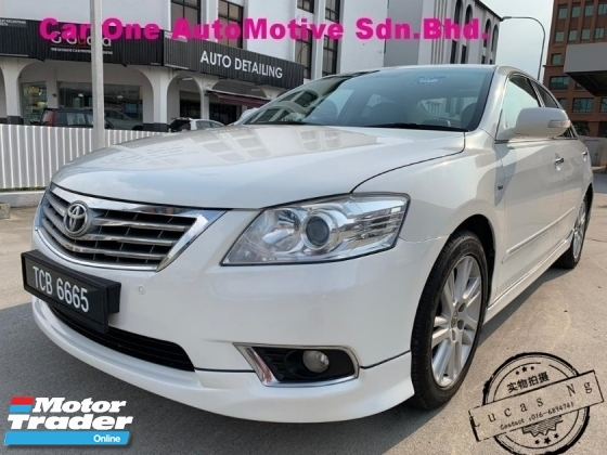 2010 TOYOTA CAMRY 2010 Toyota CAMRY 2.4 V FACELIFT(A)SERVICE IN TIME @@@Dont Miss It!!!@@@ Contact For Test Drive Now\'