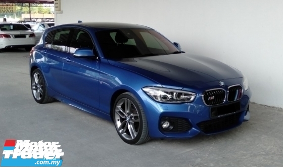 2017 BMW 1 SERIES 120i 1.6T M-Sport 8-Speed Original Model