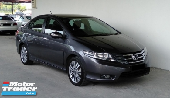 2014 HONDA CITY 1.5E i-VTEC Facelift Paddle Shift Model
