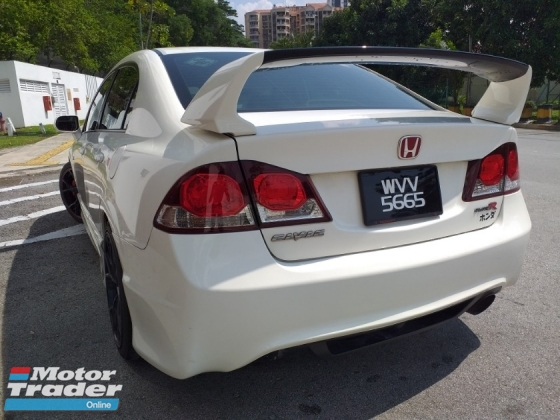 2010 HONDA CIVIC 2.0 TYPE R FDR2 (M) MALAY OWNER