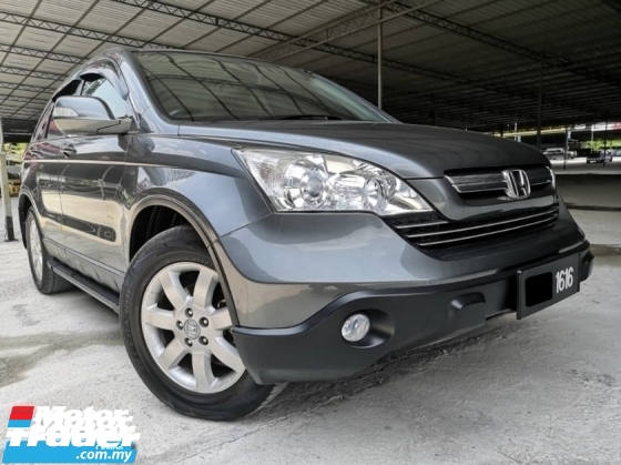 2009 HONDA CR-V Honda CR-V 2.0 AT ONE OWNER TIPTOP CONDITION
