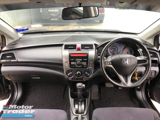 2013 HONDA CITY 1.5E FULL SPEC (AUTO)