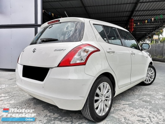 2014 SUZUKI SWIFT GLX Full Spec (A) OTR Price Full Service Record