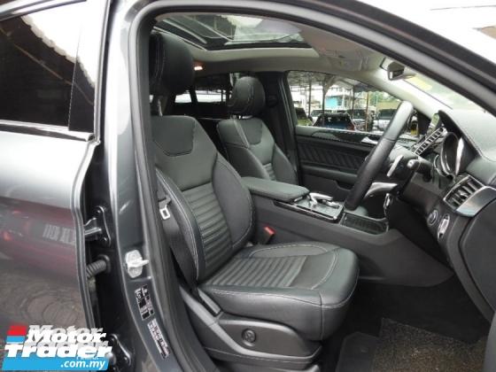 2016 MERCEDES-BENZ GLE 43 AMG GLE43 4MATIC 3.0 V6 BiTURBO PREMIUM