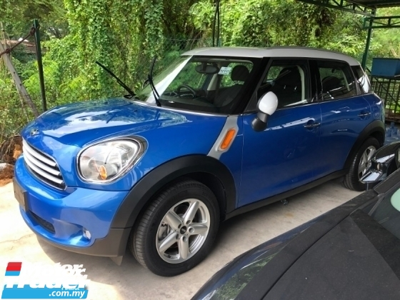 2014 MINI Countryman Cooper Crossover 1.6 Tiptronic 6-Speed Auto Transmission Xenon Light Push Start Button Climate Control 1 Year Warranty Unreg