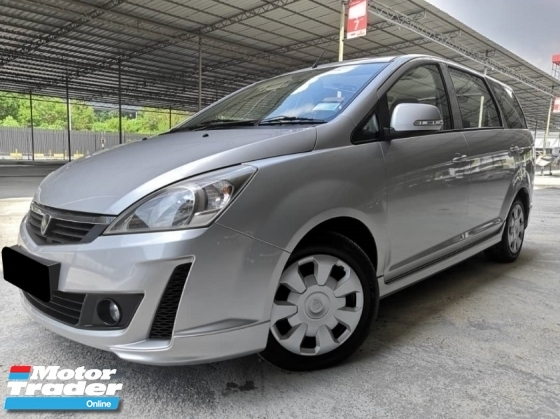 2014 PROTON EXORA Proton Exora 1.6 AT BOLD TURBO ONE OWNER