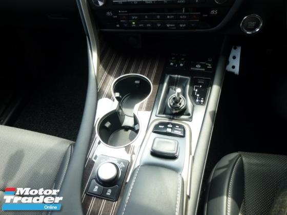 2016 LEXUS RX 200t F.SPORT. NEW CAR CONDITION. GENUINE MILEAGE. HIGHEST GRADE CAR. PROVIDE WARRANTY. RX300 RX350