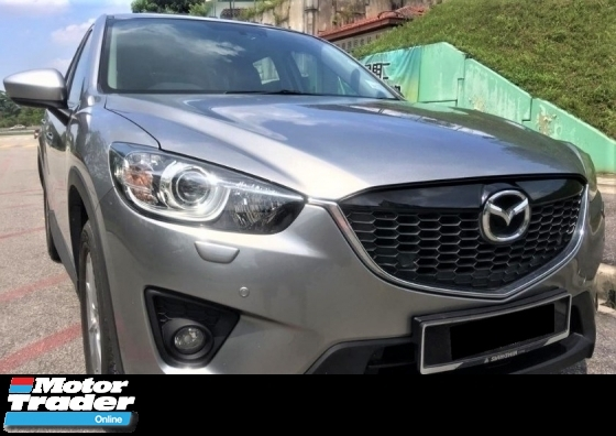 2014 MAZDA CX-5 MAZDA CX5 2.5 A IMPORT NEW CBU Sunroof Keyless
