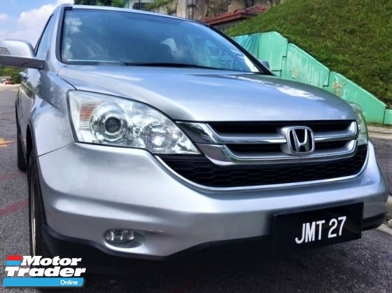 2012 HONDA CR-V  2.0 I-VTEC 2 DIGIT NUMBER FULL LOAN OTR