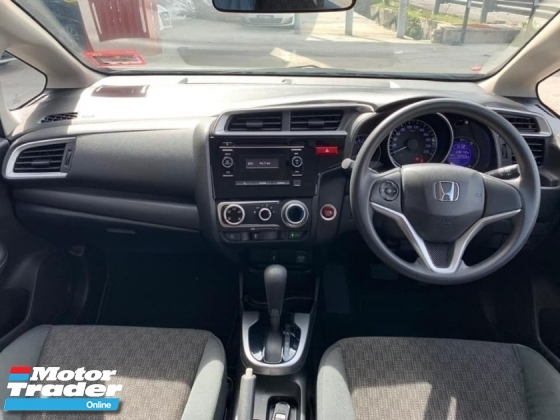 2018 HONDA JAZZ 1.5 V UNDER WARRANTY FULL SERVICE RECORD SUPER ORIGINAL LOW MILEAGE
