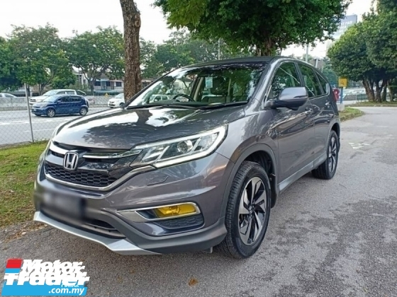 2016 HONDA CR-V 2.4L (A) *100% ACCIDENT FREE, WARRANTY TILL 2021*