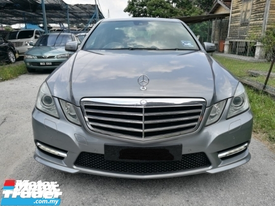2013 MERCEDES-BENZ E-CLASS Mercedes Benz E250 1.8 AMG 7SPEED (A) BUY 1 FREE 8