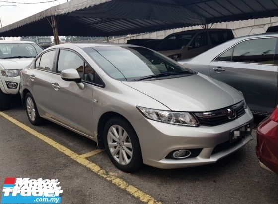 2014 HONDA CIVIC 1.8S