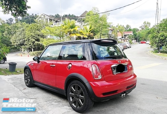 2005 MINI 3 DOOR MANUAL JCW SPECIAL EDITION Import New By BMW Rare