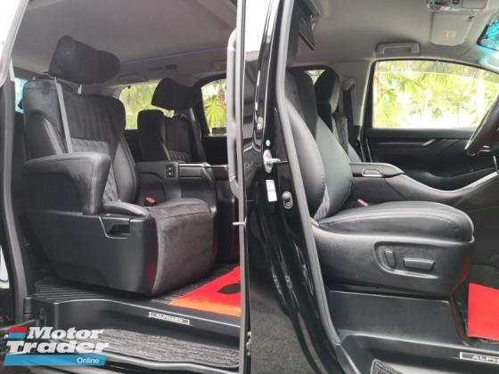 2016 TOYOTA ALPHARD 2.5 SC Pilot Seat = RAYA SALES =