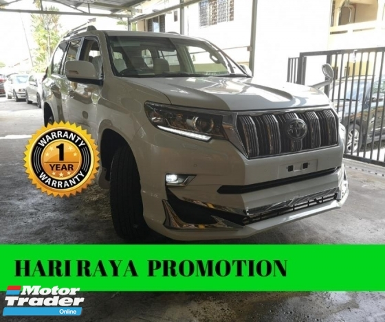 2017 TOYOTA PRADO Toyota Prado TXL Brand New and Promotion Unit