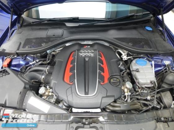 2015 AUDI RS6 4.0 AVANT FULL SPEC. GENUINE MILEAGE. HIGHEST GRADE CAR. PROVIDE WARRANTY. RS4 RS5 M4 M5 M6 AUDI