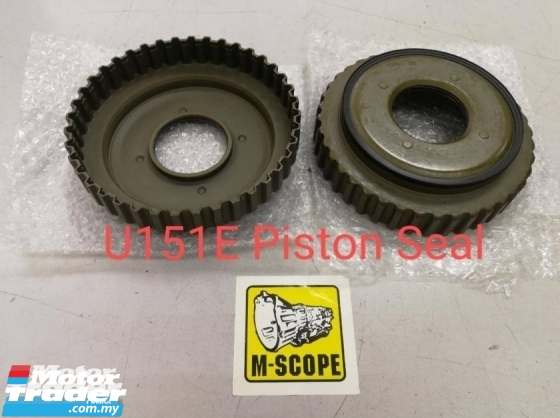 Toyota auto transmission Piston seal AUTO TRANSMISSION GEARBOX PROBLEM