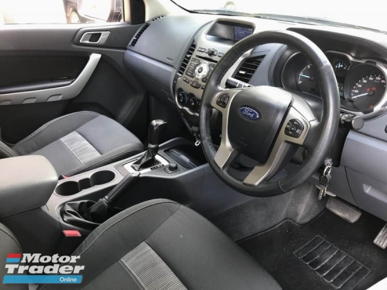 2015 FORD RANGER 2.5 XLT TDCI 4X4 DOUBLE CAB WELL MAINTAIN