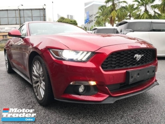 2016 FORD MUSTANG 2.3 ECOBOOST SHAKER PRO SOUND
