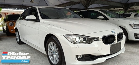 2014 BMW 3 SERIES 320I Luxury Line Japan Spec UNREG