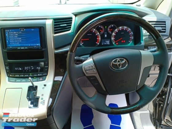 2014 TOYOTA VELLFIRE 2.4 Z GOLDEN EYES 2 S/ROOF ALPINE ROOF MONITOR P/BOOT (A) PROMOSI RAYA UNREG 2014
